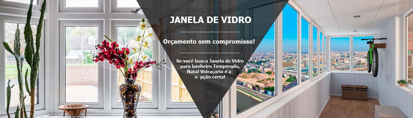 Janelas de Vidro