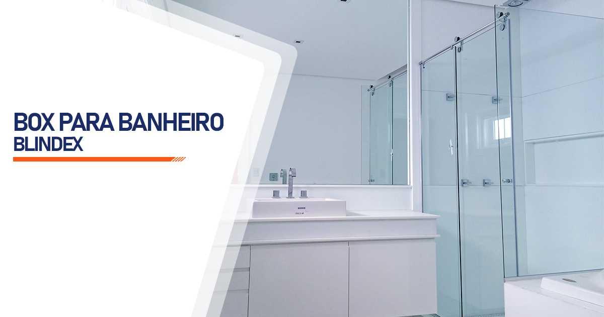 Box para Banheiro Blindex  Bauru