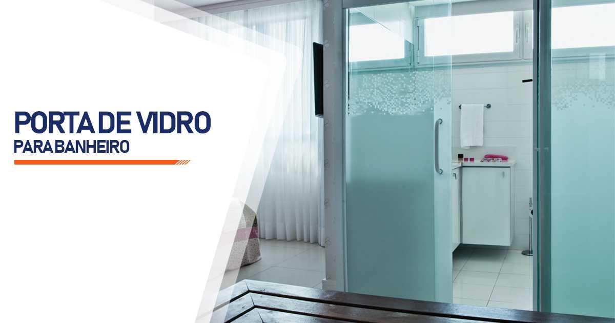 Porta De Vidro Para Banheiro Bauru